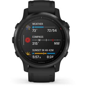 Garmin Fenix 6S Pro Reloj Inteligente, black
